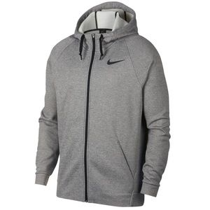 Nike Lightweight Dri-FIT Zip Front Training Hoodie